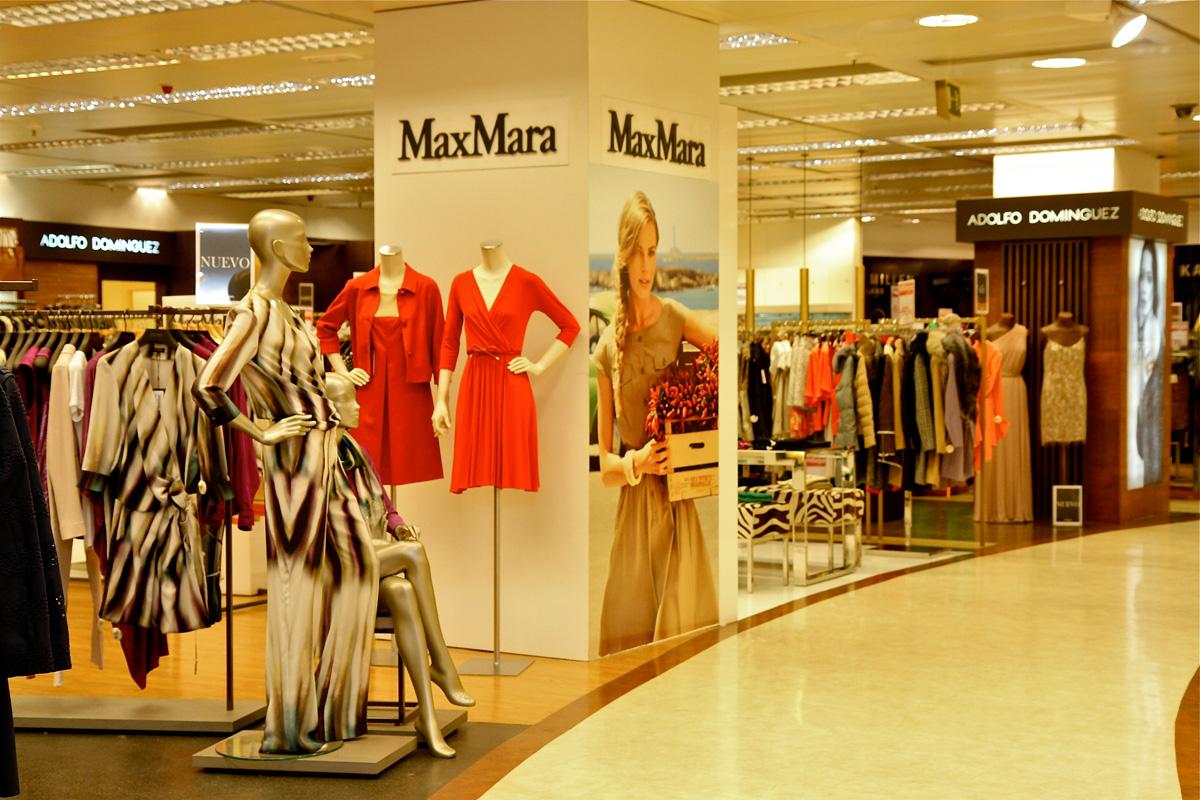 Макс Мара, Шанель, Гуччи – в этом магазине есть все.